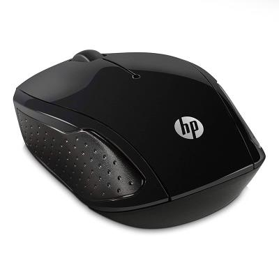 Wireless Mouse HP 200 Black (X6W31AA)