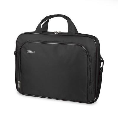 """Laptop Bag Subblim Oxford 16"""" Black"""