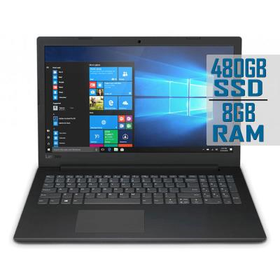 "Laptop Lenovo V145-15AST 15"" AMD A4 SSD 480GB/8GB Refurbished"