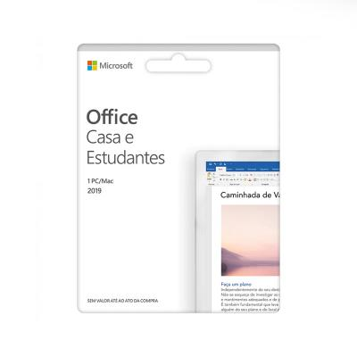 Microsoft Office Casa e Estudantes 2019 - Chave Digital