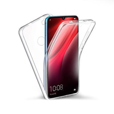 Silicone 360º Cover Xiaomi Redmi Note 8 Transparent