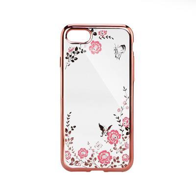 Capa Proteção Forcell iPhone 7/8 Diamond Rosa