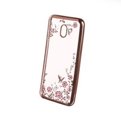 Protective Diamond Cover Forcell Xiaomi Redmi 8A Pink