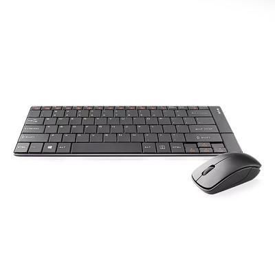Bluetooth Keyboard + Mouse MK Plus MC900BT Black