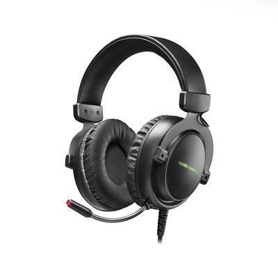 Headphones Mars Gaming MH4X 7.1 Sensus RGB Black