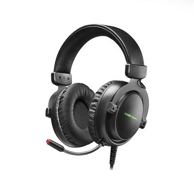 Headset Mars Gaming MH4X 7.1 Sensus RGB Preto