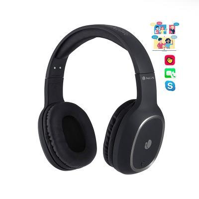 Auscultadores Bluetooth NGS Artica Pride Preto