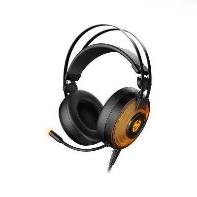 Headset Nox Krom Kayle RGB 7.1 Preto
