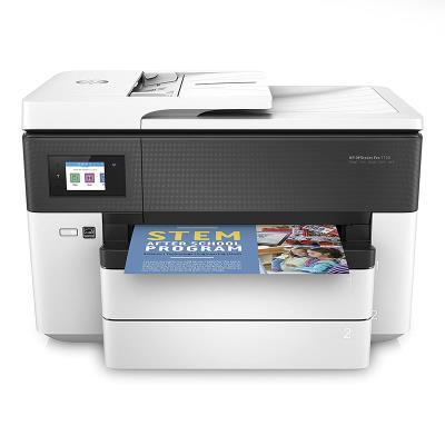 Impressora Multifunções HP OfficeJet Pro 7730 Branca