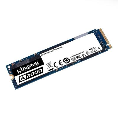 Disco SSD Kingston 250GB A2000 M.2 2280 3D TLC NVMe