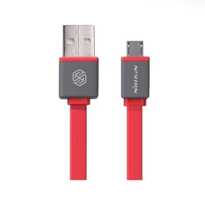 Cable Datos Nillkin Micro USB 30cm Rojo