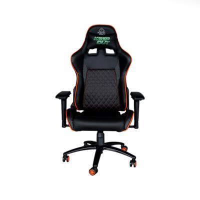 Cadeira Gaming Keep Out XS700PROG 4D Preta/Laranja