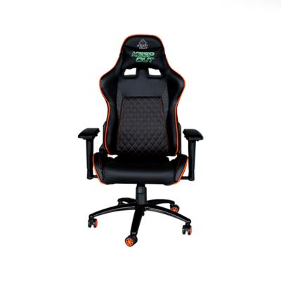 Silla Gaming Keep Out XS700PROG 4D Negra/Naranja