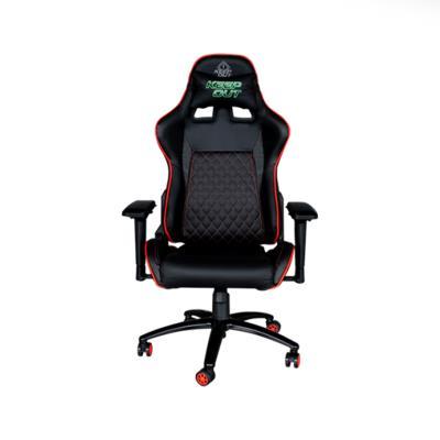 Cadeira Gaming Keep Out XS700PROG 4D Preta/Vermelha