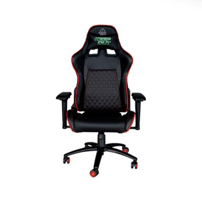 Gaming Chair Keep Out XS700PROG 4D Black/Red