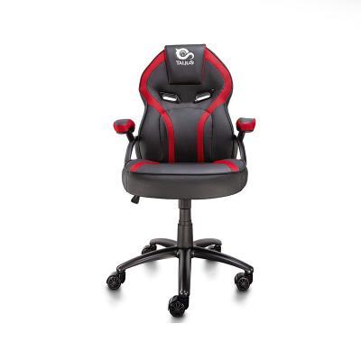 Cadeira Gaming Talius Silla Cobra Preta/Vermelha