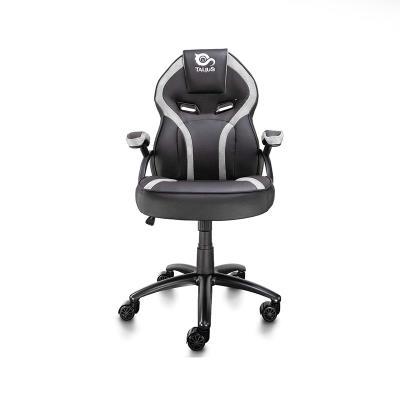 Cadeira Gaming Talius Silla Cobra Preta/Branca