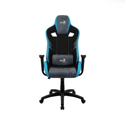 Cadeira Gaming Aerocool Count Preta/Azul