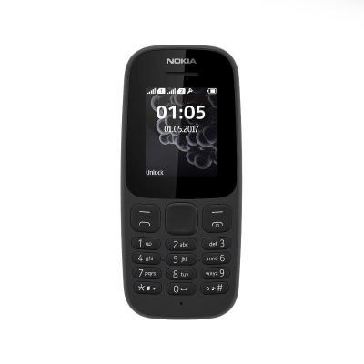 Nokia 105 Dual SIM Preto