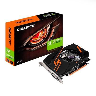 Graphics Card Gigabyte GeForce GT 1030 OC 2GB GDDR5