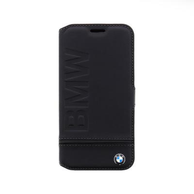 Funda Flip Cover BMW Samsung Galaxy S7 G930 Negra (BMFLBKS7LLSB)