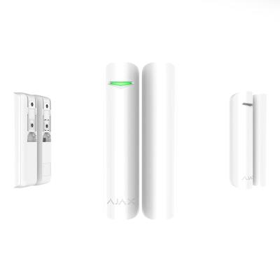 Magnetic Sensor Doors and Windows w/Wires White