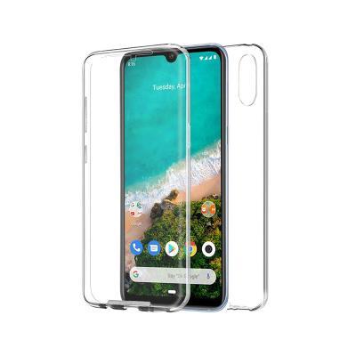 Silicone 360º Cover Xiaomi Mi A3 Transparent