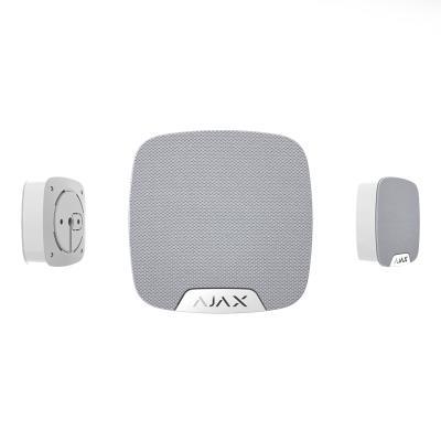 Wireless Indoor Siren Ajax HomeSiren White