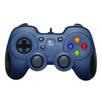 Gamepad Logitech F310 Azul