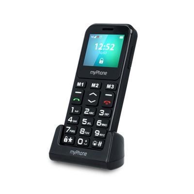 Telemóvel myPhone Halo Mini 2 Single SIM Preto
