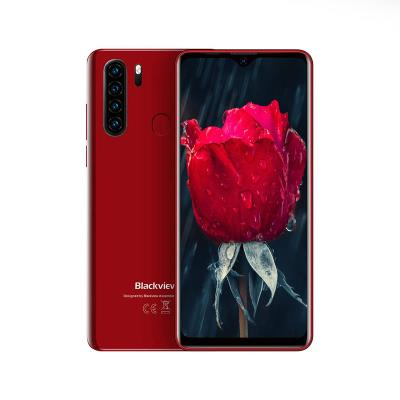BlackView A80 Pro 64GB/4GB Dual SIM Red