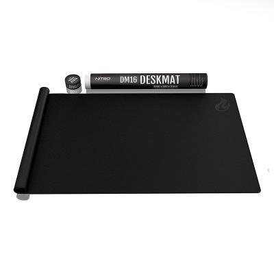Mousepad Gaming Nitro Concepts Deskmat 1600x800mm Black (DM16)