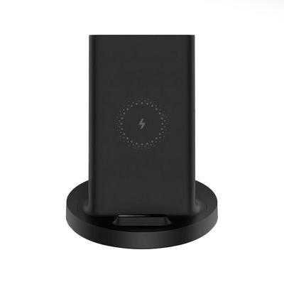 Carregador Xiaomi Mi Wireless Charging Stand 20W Preto
