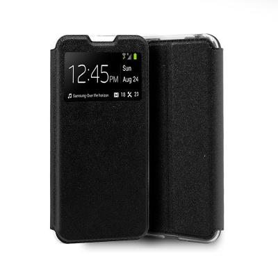 Magnetic Flip Cover Cover Alcatel 1B 2020 Black