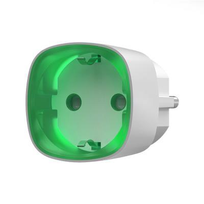 Smart Plug Ajax Socket White w/Remote Control