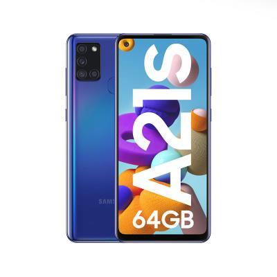 Samsung Galaxy A21s 64GB/4GB A217 Dual SIM Azul