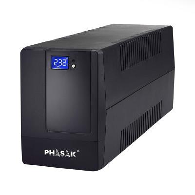 UPS Phasak LCD 1000VA