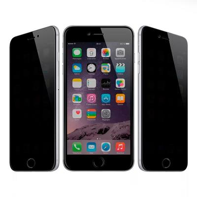 Tempered Glass Film iPhone 7/8 Plus Privacy Fullscreen Black