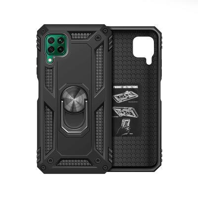 Silicone Anti-Shock Cover Huawei P40 Lite Black