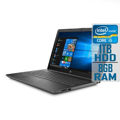 """HP 15-DA1047NR 15"""" i5-8265U 1TB/8GB Cinzento Recondicionado"""