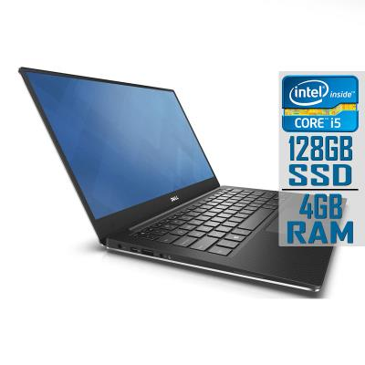 "Portátil Dell XPS 13 9360 13"" i5-7200U SSD 128GB/4GB Reacondicionado"