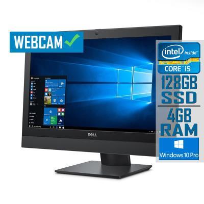 "All-In-One Dell Optiplex 3240 21"" i5-6500 SSD 128GB/4GB Refurbished"