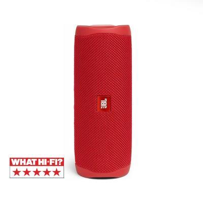 Coluna Bluetooth JBL Flip 5 20W Vermelha