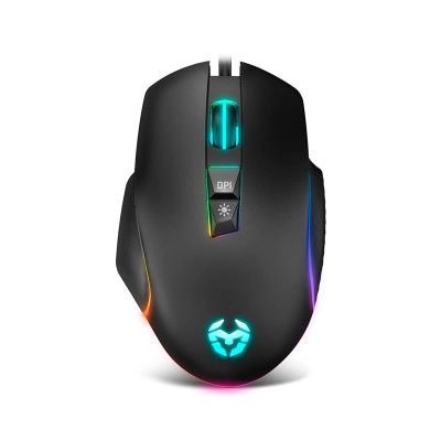 Mouse Krom Keos 6400 DPI RGB Black
