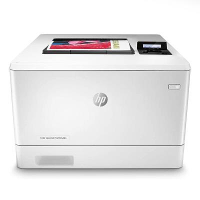 Impressora HP Color LaserJet Pro M454DN Branca (W1Y44A)