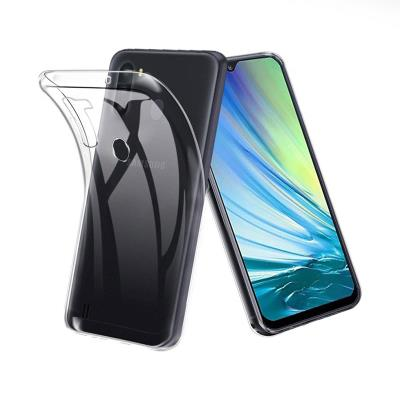 Silicone Cover Samsung Galaxy A21 A215 Transparent