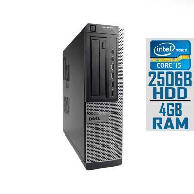 Desktop Dell 7010 DT i5-3470 250GB/8GB Refurbished