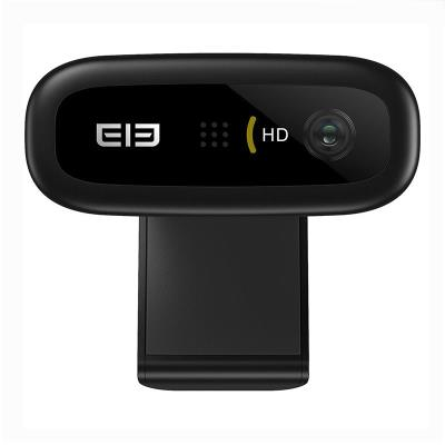 Webcam Elephone ECAM X FHD c/Microfone Preta