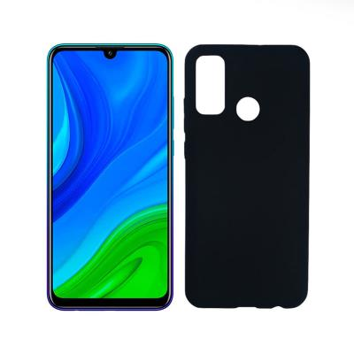 Silicone Cover Huawei P Smart 2020 Black