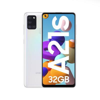 Samsung Galaxy A21s 32GB/3GB A217 Dual SIM Blanco